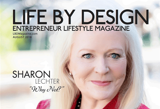 Life By Design Magazine August 2018 Edition